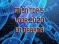 Mijn top 5 voor 2020 en daarna