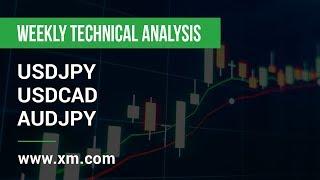 AUD/JPY Weekly Technical Analysis: 01/07/2019 - USDJPY, USDCAD, AUDJPY