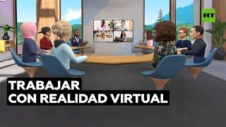 FACEBOOK INC. Facebook lanza una 'app' para trabajar virtualmente con avatares @RT Play en Español