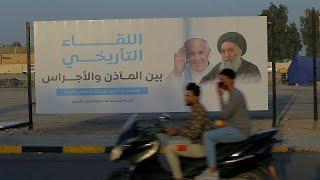 Historischer Papstbesuch: Franziskus fliegt in den Irak
