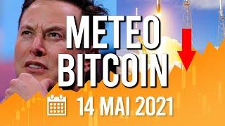 BITCOIN La Météo Bitcoin FR - Vendredi 14 mai 2021 - Analyse Crypto Fanta
