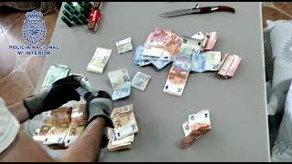 ENEL Macrooperación policial contra el narcotráfico en de El Casar de Escalona (Toledo)
