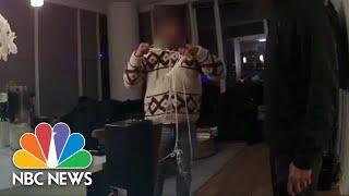 Bodycam Shows Jussie Smollett With Rope Around His Neck After Alleged Attack | NBC News