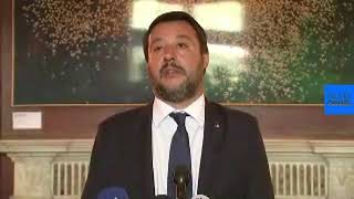 Live | Italian Deputy Prime Minister Matteo Salvini in Washington D.C.