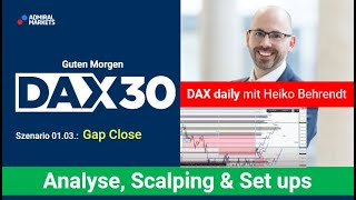 AMP LIMITED DAX aktuell: Analyse, Trading-Ideen & Scalping | DAX30 | CFD Trading | DAX Analyse | 01.03.2021