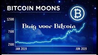 Bitcoin (259) Buig voor Bitcoin