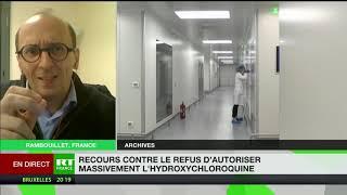 Hydroxychloroquine : «Tous les scandales de santé publique commencent comme ça»