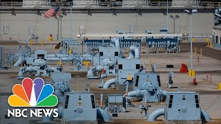 Cyber Attack Forces Major Gas And Diesel Pipeline Shutdown | NBC Nightly News