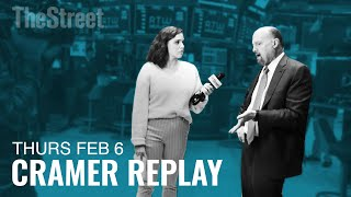QUALCOMM INC. Jim Cramer on the Casper IPO, the coronavirus and Qualcomm