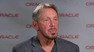 ORACLE CORP. Google's push into China is 'shocking': Oracle's Larry Ellison