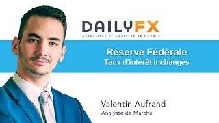 AUD/JPY Réserve fédérale : taux d'intérêt inchangés - Poursuite des stratégies AUD/JPY, NZD/JPY