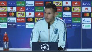 La Audiencia suspende el ingreso en prisión del futbolista Lucas Hernández