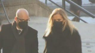 Cifuentes llega a la Audiencia para el juicio por el caso máster