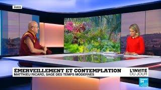 """PERNOD RICARD Matthieu Ricard : """"La colère et la haine sont toxiques"""""""