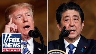 Live: US reaches trade deal with Japan