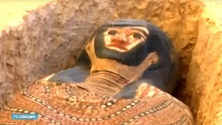 4600 jaar oude piramide in Egypte heropend voor toeristen - RTL NIEUWS