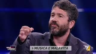 Musica e malavita, Nello Trocchia: 'Pandetta dice mio zio è papà di Catania, no lui l'ha ...