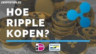 RIPPLE Ripple kopen met iDEAL en opslaan in wallet (Beginner)