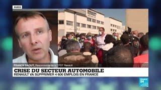 """RENAULT Renault en crise : """"Il y a beaucoup de colère, beaucoup d'incompréhension"""""""