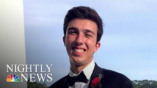 Police Investigating Death Of Fraternity Member At Washington State University | NBC Nightly News