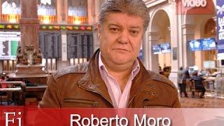 """ABENGOA Roberto Moro. """"El gráfico de Abengoa es casi un encefalograma plano..."""" en Estrategias Tv (17.08.16)"""