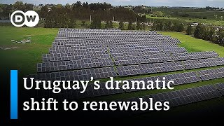 TRANSITION SHARES Uruguay: The clean energy transition   Global Ideas
