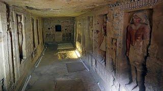 Novas descobertas faraónicas