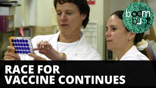 ASTRAZENECA PLC AstraZeneca Vaccine Trial Hits Speedbump
