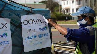 Erst die Armen, dann die Kinder: WHO bitte um Vorrang für COVAX