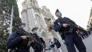 La France en état d'alerte après l'attentat de la basilique de Nice
