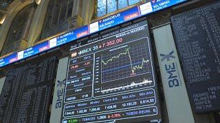 IBEX35 INDEX El Ibex 35 pierde los 7.400 puntos tras caer un 1,01 %