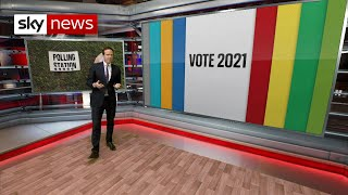 Vote 2021: Who is voting today?
