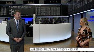 DAX30 PERF INDEX Dow auf neuem Rekord - und der DAX?