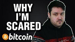 Bitcoin Why I'm Scared - Bitcoin 's Dirty Secret