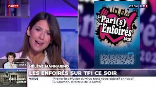 TF1 Les Enfoirés sur TF1 ce soir
