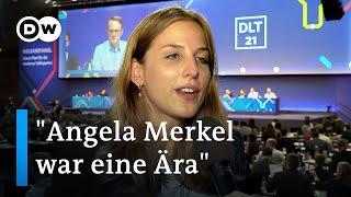 """UBER INC. Wiebke Winter zur CDU: """"Wir müssen jetzt über den Aufbruch sprechen""""   DW Interview"""