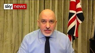 BREAKING: Minister defends UK border despite Brazil 'variant of concern'