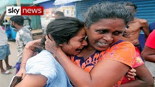 Sri Lanka bombings: Fears of further attacks as questions