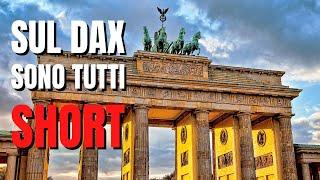 DAX30 PERF INDEX DAX: tutti i traders sono SHORT (quindi salirà)