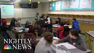 Seattle Schools Find Proof That Students Benefit From Extra Sleep | NBC Nightly News