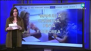 'Manuela Carmena, pinta y colorea' - El Editorial
