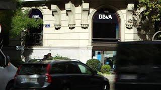 BBVA El BBVA anuncia 3.800 despidos y el cierre de 350 sucursales en España
