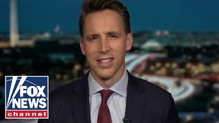 Josh Hawley speaks out urging SCOTUS to overturn Roe v. Wade