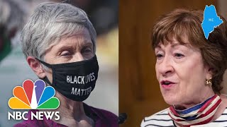 Third Party Candidates Could Shake Up Senate Races In South Carolina, Georgia, Maine | NBC News NOW