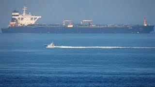 US makes last-ditch bid to seize Iranian oil tanker Grace 1