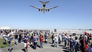 AIRBUS Airbus, Hop !, Nokia, tous unis contre les licenciements