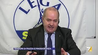 """Green pass, Dario Galli (Lega): """"Contrari alle imposizioni, dobbiamo cercare di convincere le ..."""