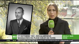 17 octobre 1961 : des Algériens massacrés en plein cœur de Paris