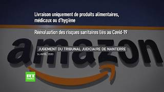 AMAZON.COM INC. Le ministère du Travail refuse le chômage partiel à Amazon France