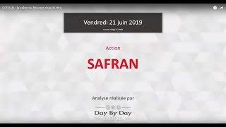 SAFRAN SAFRAN : le salon du Bourget dope le titre